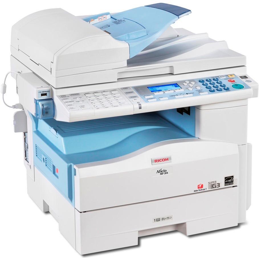 fotocopiatrice-ricoh-aficio-mp-201